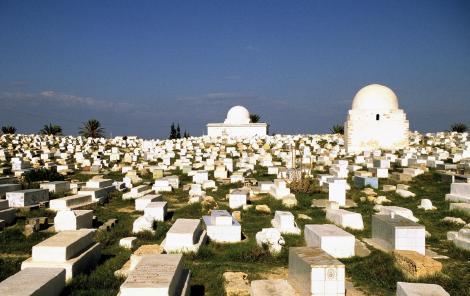 Monastir: Friedhof (1998)