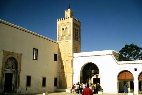 Kairouan: Barbiermoschee [Zaouia des Sidi Sahab] (1998)
