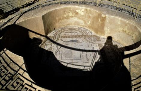 Sbeïtla: Baptisterium (1998)