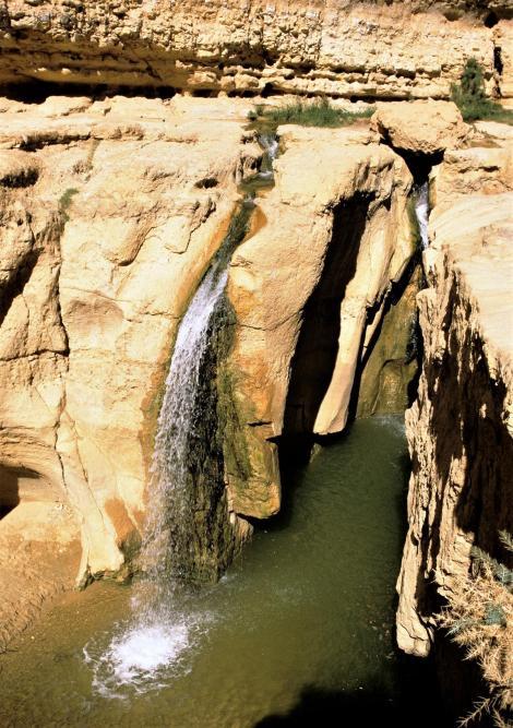 Wasserfall bei Chebika (1998)
