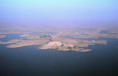 Abu Simbel: Luftansicht (1982)
