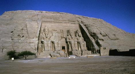 Abu Simbel: Großer Tempel (1982)