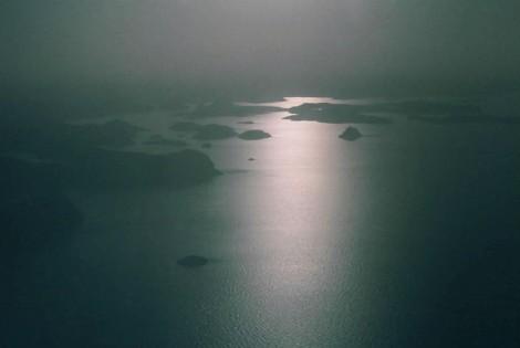 Abu Simbel: Assuan-Stausee (1982)