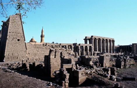 Luxor: Luxortempel (1982)