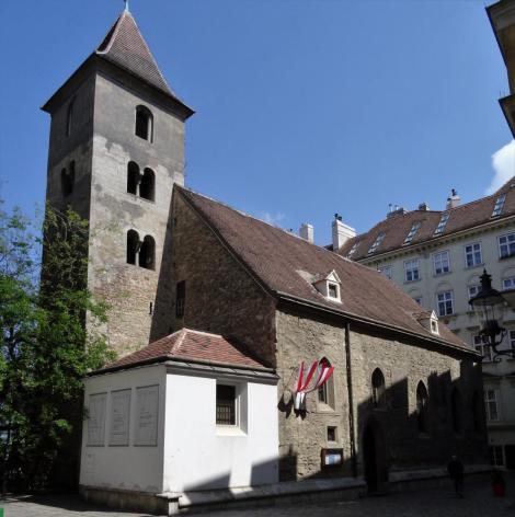 Wien: Ruprechtskirche (2019)