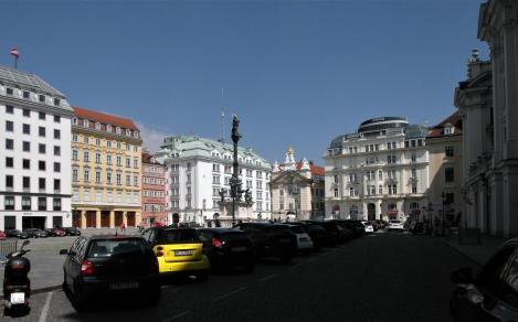 Wien: Platz am Hof (2019)