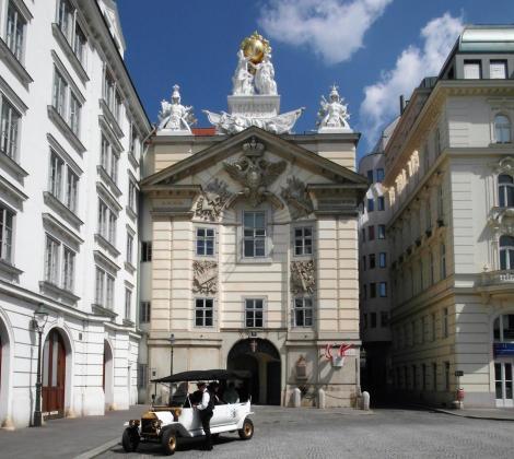 Wien: Bürgerliches Zeughaus (2019)