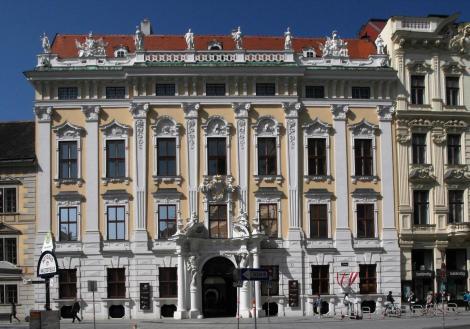 Wien: Palais Kinsky (2019)