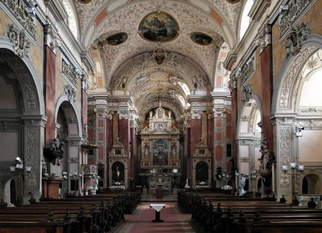 Wien: Schottenkirche (2019)
