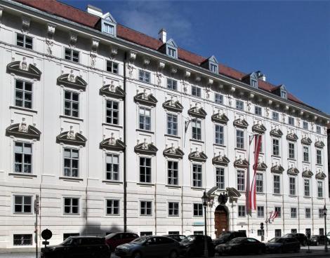 Wien: Palais Starhemberg (2019)