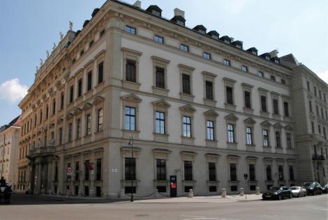 Wien: Stadtpalais Liechtenstein (2019)