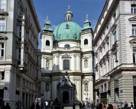 Wien: Peterskirche (2019)