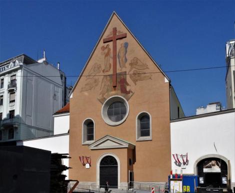 Wien: Kapuzinerkirche (2019)