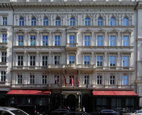 Wien: Hotel Sacher (2019)