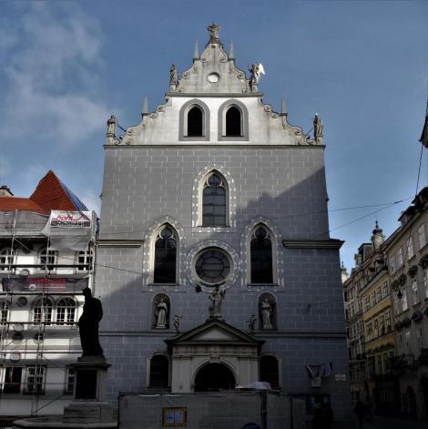 Wien: Franziskanerkirche (2019)