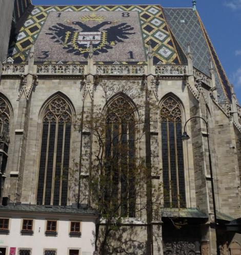 Wien: Stephansdom - Chor Südseite (2019)