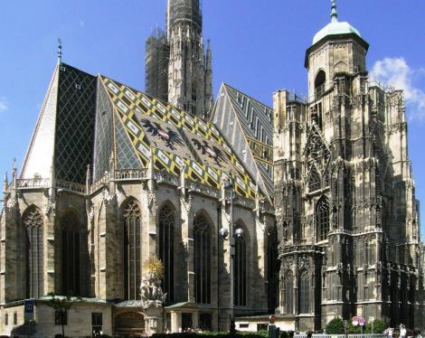 Wien: Stephansdom [Nordostansicht] (2008)