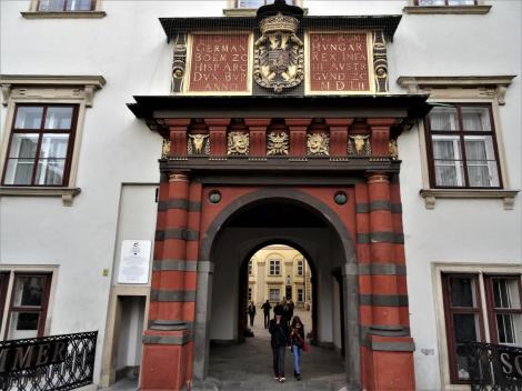 Wien: Hofburg - Schweizertor (2019)