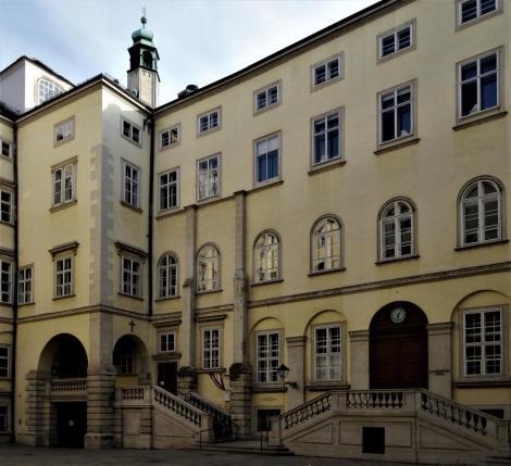 Wien: Hofburg - Schweizerhof (2019)