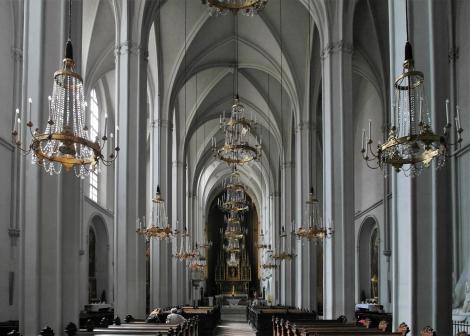 Wien: Augustinerkirche (2019)