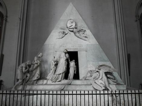 Wien: Augustinerkirche - Christinendenkmal (2019)