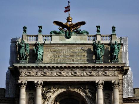Wien: Hofburg - Neue Burg (2019)