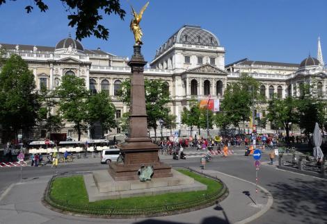 Wien: Universität (2019)