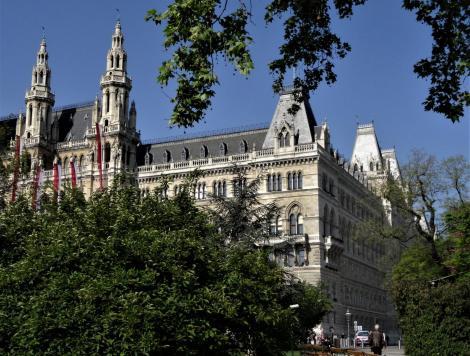 Wien: Rathaus (2019)