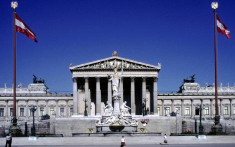 Wien: Parlament (1987)