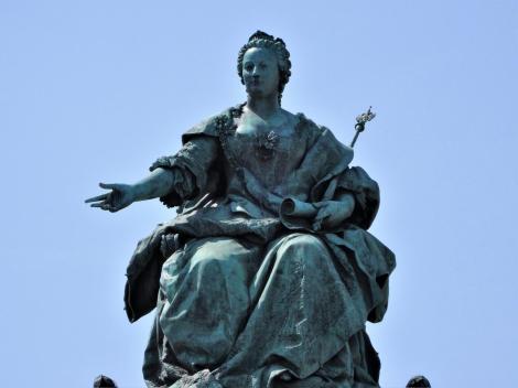 Wien: Maria Theresia-Denkmal (2019)