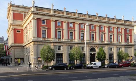 Wien: Musikvereinsgebäude (2019)