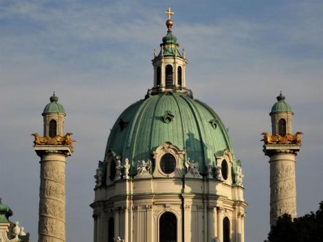 Wien: Karlskirche (2019)