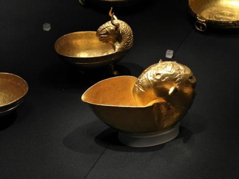 Kunsthistorisches Museum Wien: Goldschatz von Groß St. Nikolaus [Nagyszentmiklos] (2019)