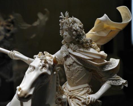 Kunsthistorisches Museum Wien: König Joseph I. als Sieger über den Furor (2019)