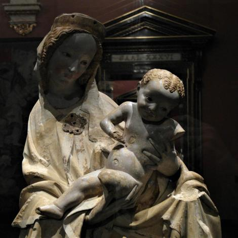 Kunsthistorisches Museum Wien: Krumauer Madonna (2019)