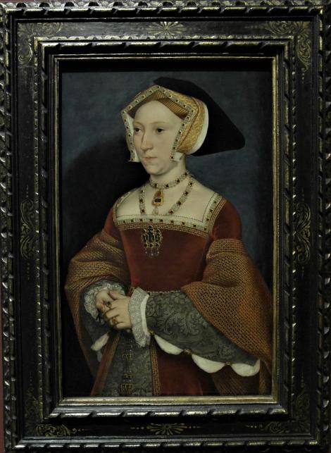 Kunsthistorisches Museum Wien: H. Holbein d. J., Jane Seymour (2019)