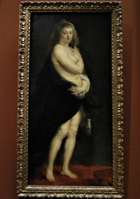"Kunsthistorisches Museum Wien: Rubens, Helena Fourment [""Das Pelzchen""] (2019)"