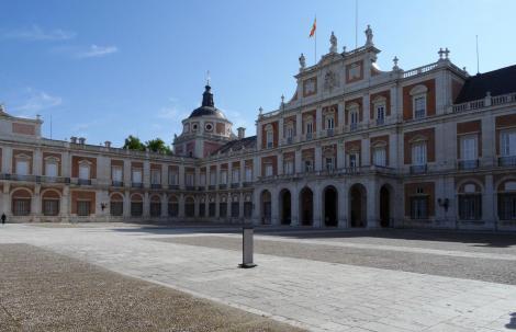 Aranjuez: Schloss (2019)