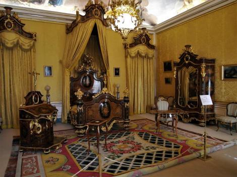 Aranjuez: Schloss - Schlafzimmer (2019)