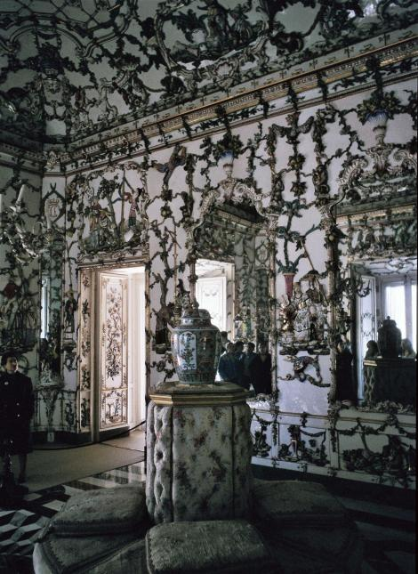 Aranjuez: Schloss - Porzellansaal (1986)