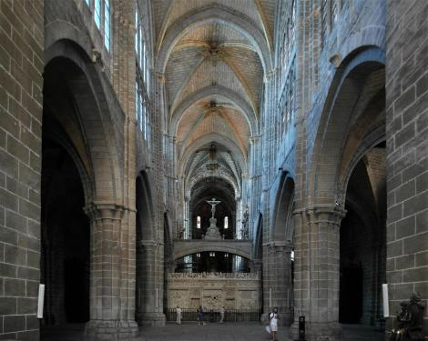 Avila: Kathedrale (2019)
