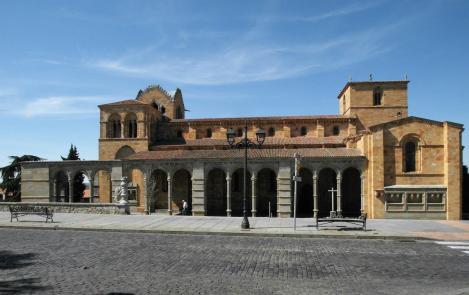 Avila: Kirche San Vicente (2019)