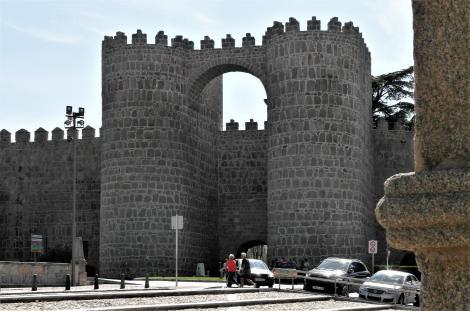 Avila: San Vicente-Tor (2019