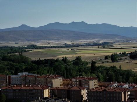 Avila: Blick in die Landschaft (2019)