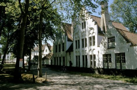 Brügge: Beginenhof (2003)