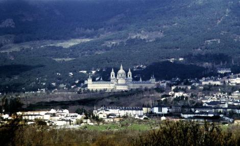 El Escorial; Klosterpalast (1986)