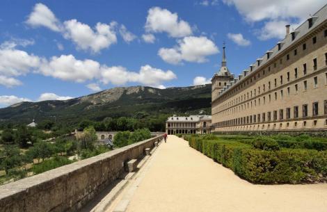 El Escorial; Klosterpalast (2019)