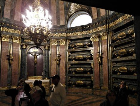 El Escorial: Klosterpalast - Pantheon der Könige (2019)