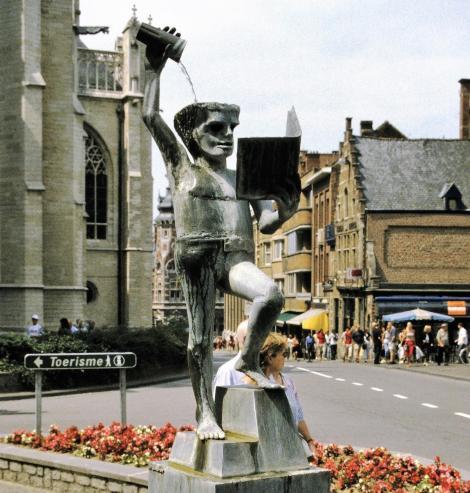 Löwen: Brunnen der Weisheit (2003)