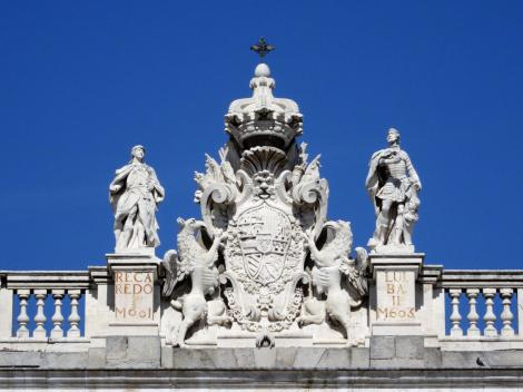 Madrid: Schloss (2019)